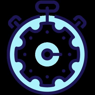 illustration chronomètre